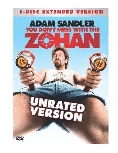 You Don't Mess With the Zohan (Unrated Extended Single-Disc Edition) by Sony Pictures Home Entertainment by