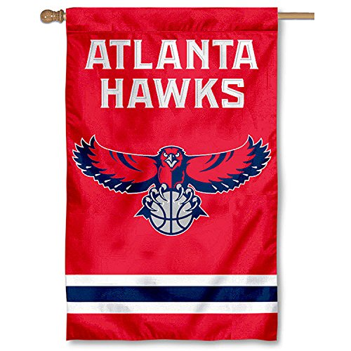 - Party Animal Atlanta Hawks Banner NBA Flag