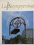 img - for La siempreviva,revista literaria,cuba,numero 8 del 2009,atraccion y repeluz de lo urbano. book / textbook / text book