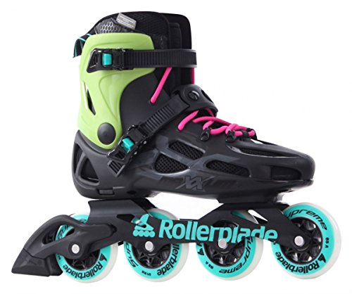 Acid 2018 Skate Maxxum Inline Classic Green Rollerblade nbsp;Black xp8v8