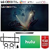 LG OLED B7A Series 4K HDR Smart TV 55 or 65 inch, Essential or Executive Bundle (OLED65B7A, Executive Bundle)