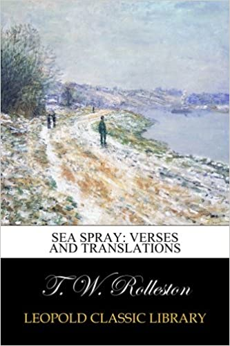 Sea spray: verses and translations