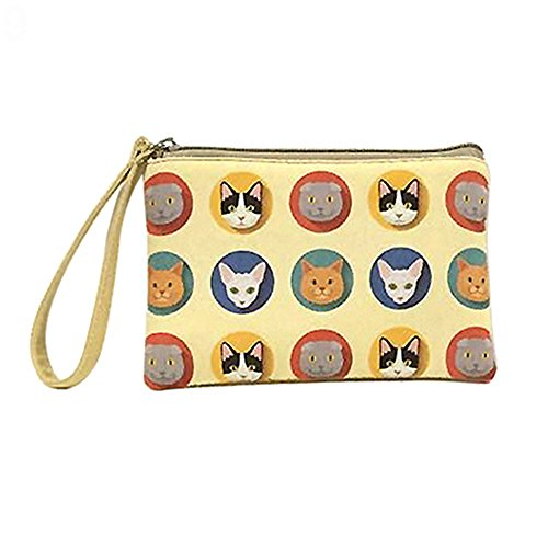 Bag Purse Handbag 9 Mini Cat Powerfulline Phone Cute Women's Whale Elk Printed Elephant Coin TxWq7wvZ6
