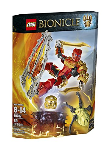LEGO Bionicle Tahu - Master of Fire - Of Bionicle Master Water