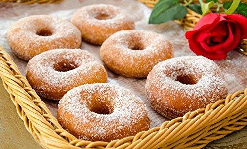 6pcs eléctrico Sweet eléctrica en forma de rosquilla Donuts ...