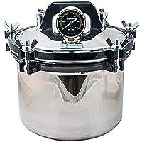 8L Dental Equipo de vapor Autoclave esterilizador 220