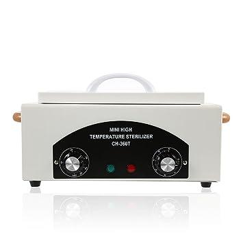Smith Chu High Temperature Sterilizer Box Storage Case Organizer Disinfection Box Manicure Pedicure