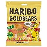 Haribo Halal Goldbears 100g (Pack of 6)