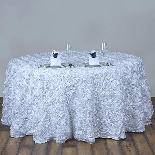 QueenDream Rosette Tablecloth 120