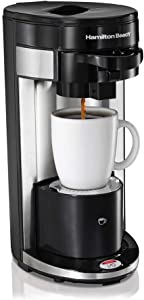 Hamilton Beach 49995R FlexBrew Single Serve Coffeemaker Gound & K-Cup Compatible (Renewed)