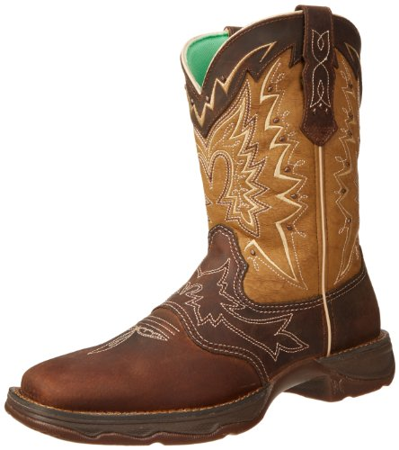 Fly Durango Rebel Lady Boots Nicotine Brown Leather Let Love RD4424 Western Cowboy by SwYwU