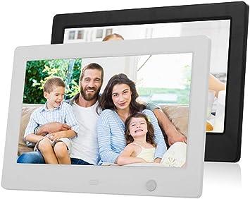 14 Inch Digital Photo Frame Motion Sensor Remote Control,Black Remote Control,Photo//Music//Video Player Calendar Alarm Full HD 1280X800 High Resolution