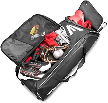 Amazon.com: Easton - Bolsa con ruedas, E510W.: Sports & Outdoors