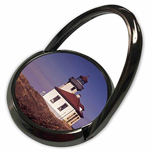 3dRose Danita Delimont - Lighthouses - WA, San Juan Island, Lime Kiln lighthouse - US48 JWI3697 - Jamie and Judy Wild - Phone Ring (Lime Kiln Lighthouse)