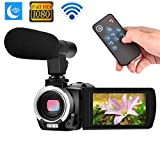Best high zoom camcorder - Digital Camera Wifi Camcorder Full HD 1080p 30FPS Review