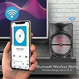 Pyle Wireless Portable PA Speaker System - 800W