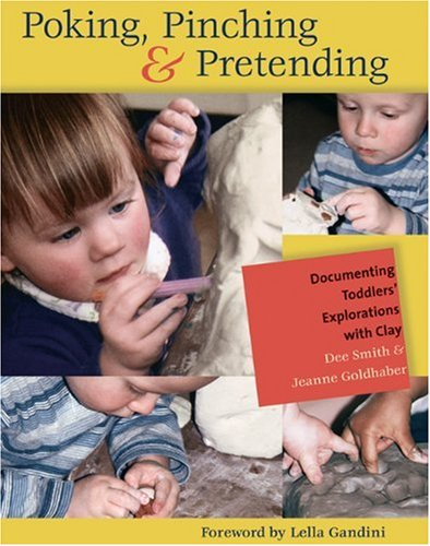 Poking, Pinching & Pretending: Documenting Toddlers' Explorations with Clay