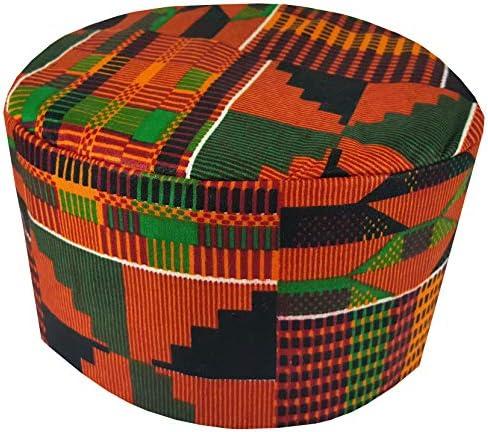 Africa fabfic Dashiki Hat African accessory fabric Dashiki African hat