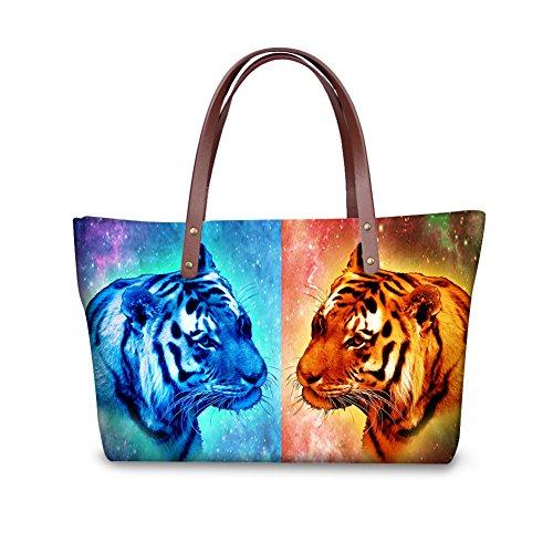 Stylish C8wcc3447al Handbags FancyPrint Bags Shoulder Casual Women pxdqBYd