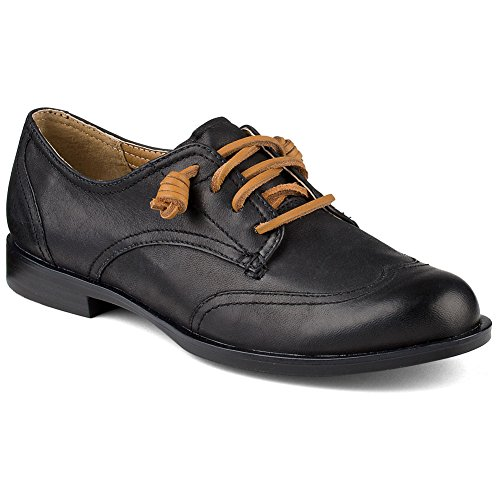 Black Oxford Top Women's Devon sider Ivy Sperry 0xY4cwqUHY