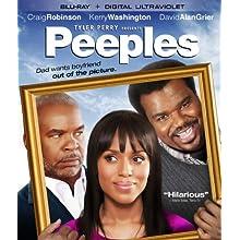 Tyler Perry: Peeples [Blu-ray + Digital] (2013)