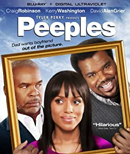 Tyler Perry: Peeples [Blu-ray + Digital]