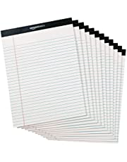 AmazonBasics Legal/Wide Ruled 50 sheets per pad