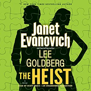 The Heist Hörbuch