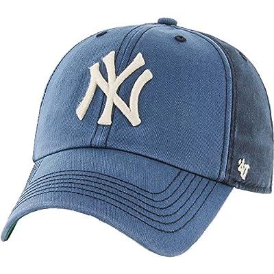 47 Brand. MLB BNew York Yankees Humboldt Franchise Fitted Cap - Blue
