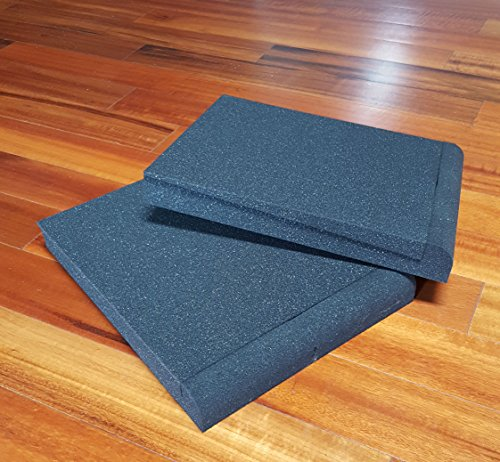Studio Solutions High Density Studio Monitor Isolation Pads Pair For 8 Inch Monitors - Image 7