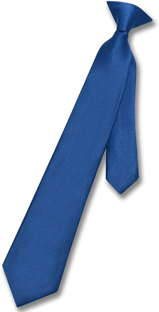 Collection Boys Solid Color Necktie T.O