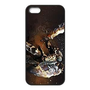 Aion The Tower Of Eternity 11 funda iPhone 4 4s caja funda del teléfono celular del teléfono celular negro cubierta de la caja funda EVAXLKNBC29766