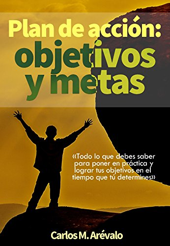 Amazon.com: PLAN DE ACCIÓN: OBJETIVOS Y METAS: ESTRATEGIAS ...