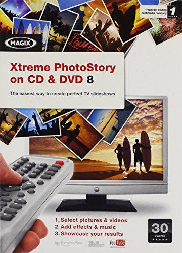 Xtreme Photostory on CD & DVD 8