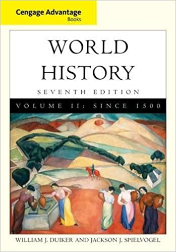 Amazon 2 cengage advantage books world history volume ii 2 cengage advantage books world history volume ii 7th edition fandeluxe Gallery