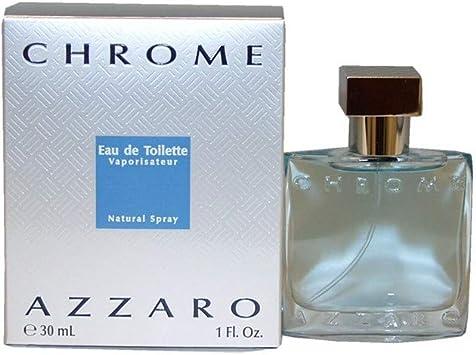 Azzaro Chrome Eau de Toilette 30 ml Spray Uomo