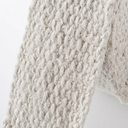 10 m –  Nastro isolante in ceramica bianco (larghezza: 75 mm) V2 a + 10 Hook & Loop fissaggio fascette per cavi, lunghezza 250 mm) lunghezza 250mm) Arlows