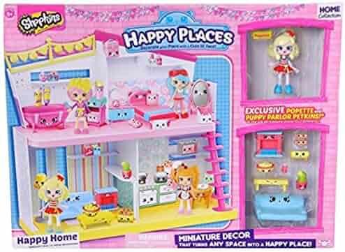 Happy Places Shopkins Happy Home