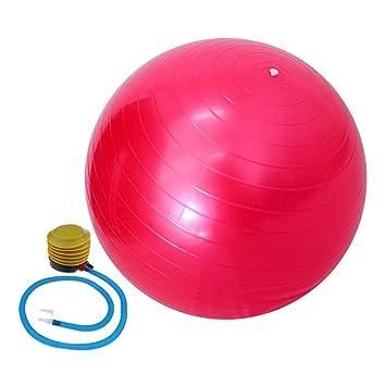 B Baosity Pelota de Gimnasio Balon de Ejercicio de Fitness para ...