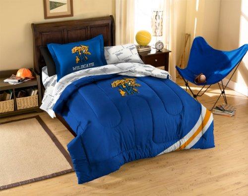 Kentucky Wildcats NCAA Bed in a Bag (Twin)