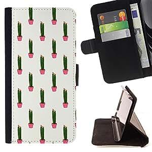 King Case - FOR HTC Desire 820 - Love is a springtime plan - Prima caja de la PU billetera de cuero con ranuras para tarjetas, efectivo Compartimiento desmontable y correa para la mu?eca