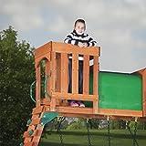 Backyard-Discovery-Woodridge-II-All-Cedar-Wood-Playset-Swing-Set