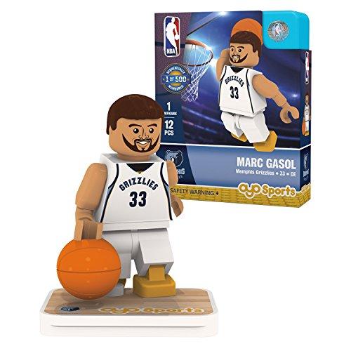(OYO Sports NBA Minifigure Memphis Grizzlies Marc Gasol)