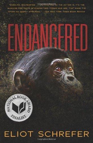 Endangered by Schrefer, Eliot (2014) -