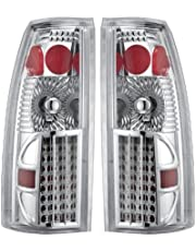APC 407507TLC Diamond Cut Tail Light Assembly for Chevrolet/GMC - Sold in Pair