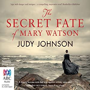The Secret Fate of Mary Watson Audiobook