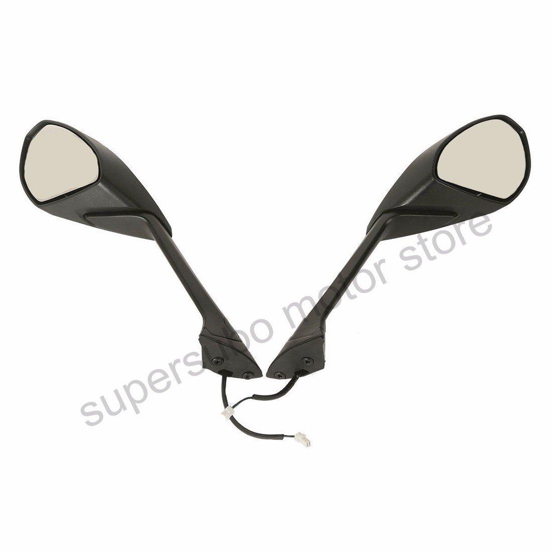 Specchietti retrovisori laterali per Ducati Panigale 1199 S R 12 13 14 899 2014 2015