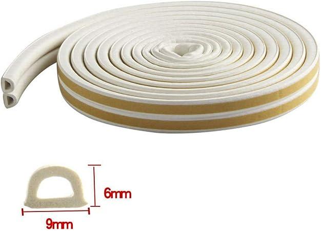 Weather Strips Noise Insulation Seal Strip Draught Excluder Window Door Foam