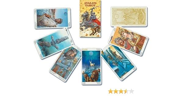 Avalon Tarot: Amazon.es: Viglioglia, Joseph: Libros en idiomas extranjeros