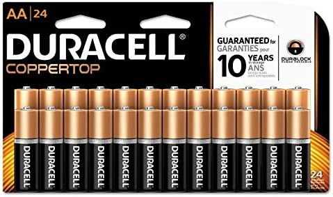 Duracell - CopperTop D Alkaline Batteries with recloseable package deal - lengthy lasting, all-purpose D battery for family and industry - 8 rely